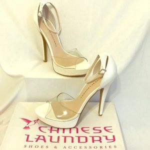"Chinese Laundry ""Z-Marvelous"" Platform Heels"